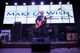 Éxito Rotundo el Rock A Wish  de Make-A-Wish Puerto Rico