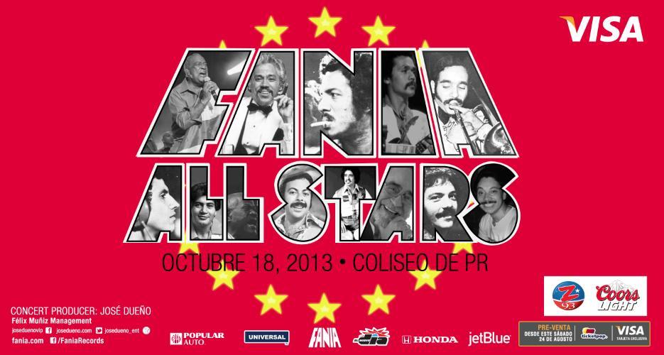 Fania All Stars Tour