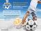 Fundación Ricky Martin crea su primer evento de fútbol de playa