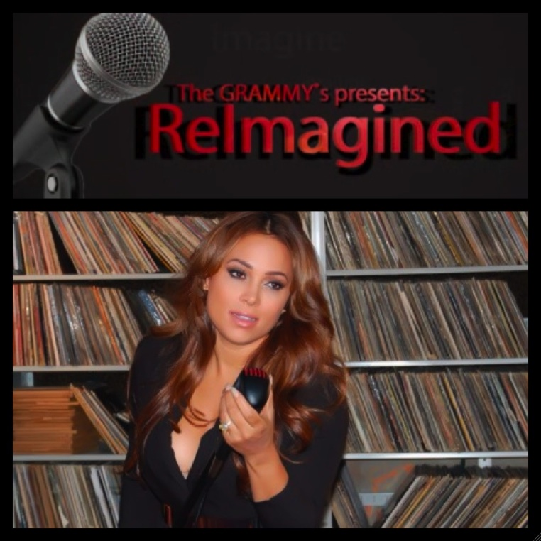 "Tamia ReImagining Patsy Cline's ""Crazy"""