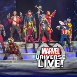 """MARVEL UNIVERSE LIVE!"""