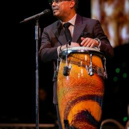 17 de febrero de 2018. San Juan, Puerto Rico. Concierto 40 y Contando de Gilberto Santa Rosa. Foto: Gianfranco Gaglione / Captiva Digital Media.