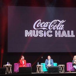 El Coca-Cola Music Hall celebra su apertura por todo lo alto
