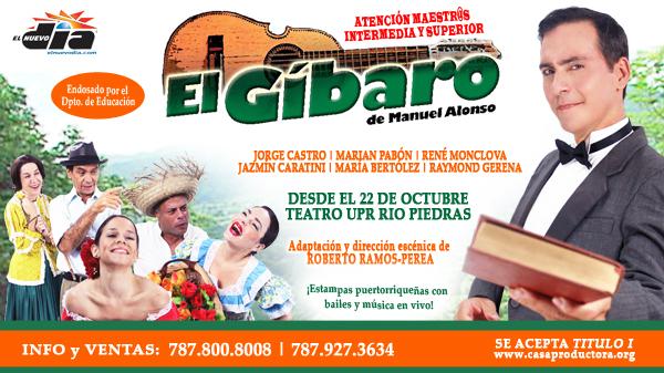 El Gibaro – Celebra nuestra herencia