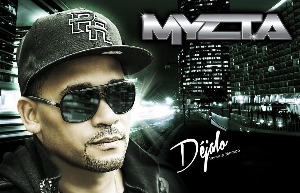 Myzta, 'el propio, auténtico', tiene una mezcla de lo que está pasando con la música urbana pero mantiene un aire entre el reggaetón, la salsa, el ritmo afrocaribeño y el hip-hop