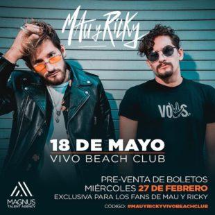 Mau y Ricky Por Primera Vez en Puerto Rico