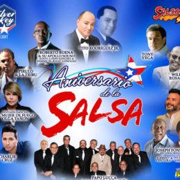 Gran fiesta de la música tropical en Ponce