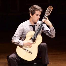 Serie Nuevos Virtuosos a beneficio de estudiantes de música