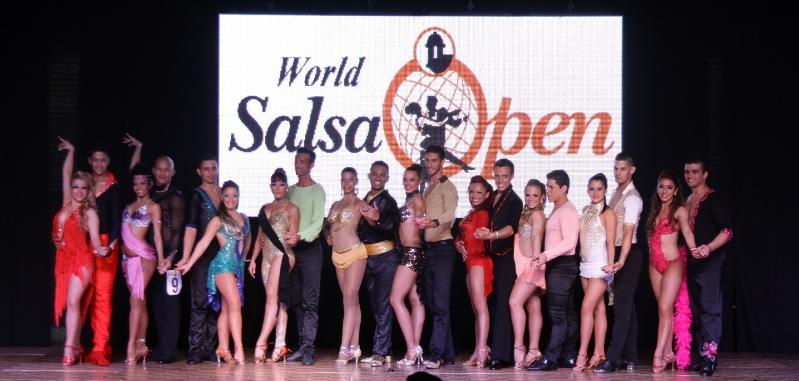 """Portugal, Francia, Argentina, Uruguay, Puerto Rico, Italia y Colombia: adelantan a la segunda ronda del """"World Salsa Open 2013"""""""