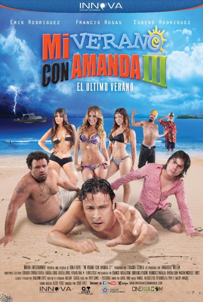 Con fecha de estreno Mi Verano con Amanda III