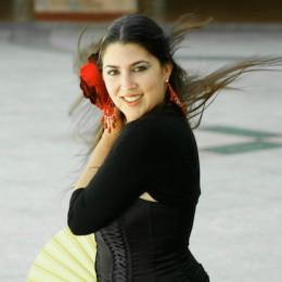 Ana del Rocío presenta su Flamenco A Tiempo