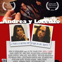 """Estrena  la película puertorriqueña """"Andrea y Lorenzo"""""""