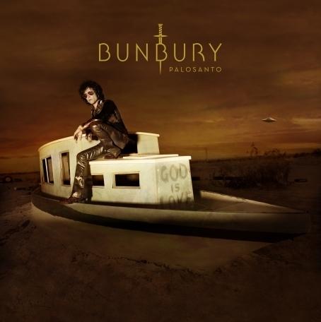 BUNBURY publica hoy su nuevo disco PALOSANTO