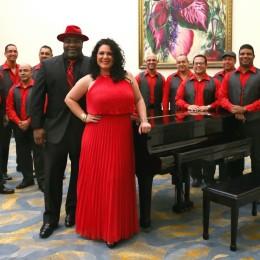 Se une el Conjunto Sabrosura al bailable del año con Los Van Van, Willie Rosario y Don Perignon