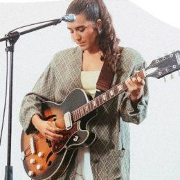 """""""El Sentir"""" primer concierto-documental de Andrea Cruz"""