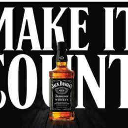 "JACK DANIEL'S PRESENTA LA CAMPAÑA GLOBAL ""MAKE IT COUNT"""