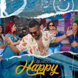 """Gerardo Rivas presenta """"Happy"""""""