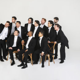 Chanticleer, principal conjunto de voces masculinas del mundo, se presenta en el Centro de Bellas Artes