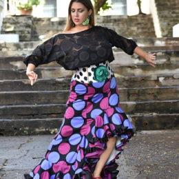 Ana del Rocío celebra con una Parranda Aflamencá