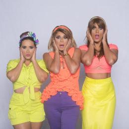 Pícara y sabrosa comedia en el Teatro Braulio Castillo: Entre tú y yo… secretos de mujer