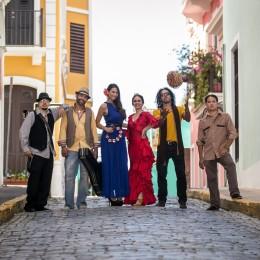 ¡Noche de flamenco, tribal y bomba! Fusión Jonda LIVE en Ponce