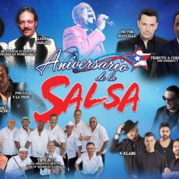 Celebran histórico junte salsero en Ponce