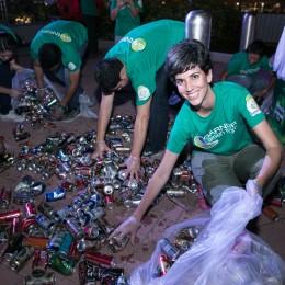 Exitoso Cierre del Mes del Planeta con el Garnier Green Bag Fest