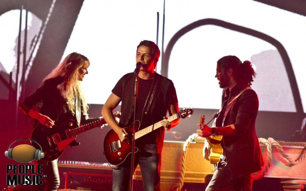 """Alejandro Sanz """"La Música no se Toca"""" en Puerto Rico"""