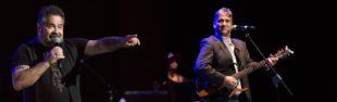 Guillermo Dávila y Glenn Monroig le cantan al amor
