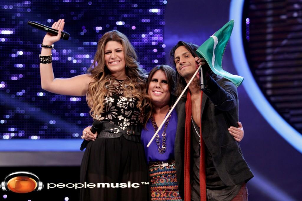 Aleyda Santos se despide de Idol Puerto Rico