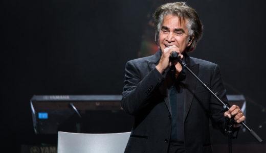 José Luis Rodríguez hace un viaje entre sus grandes canciones y  recuerdos