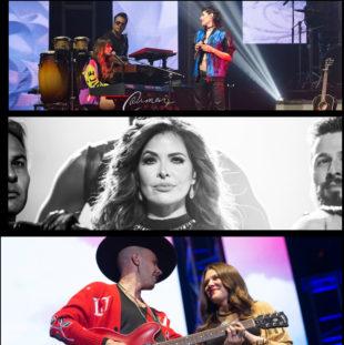 Gloria Trevi/Jesse&Joy/Nacho/Noche Estrellas de Fidelity