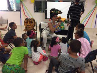 Maratón de cuentos en Cantera: una fiesta por la palabra