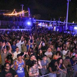 Celebran juntos la música y el deporte en festival NBA Sixth Man