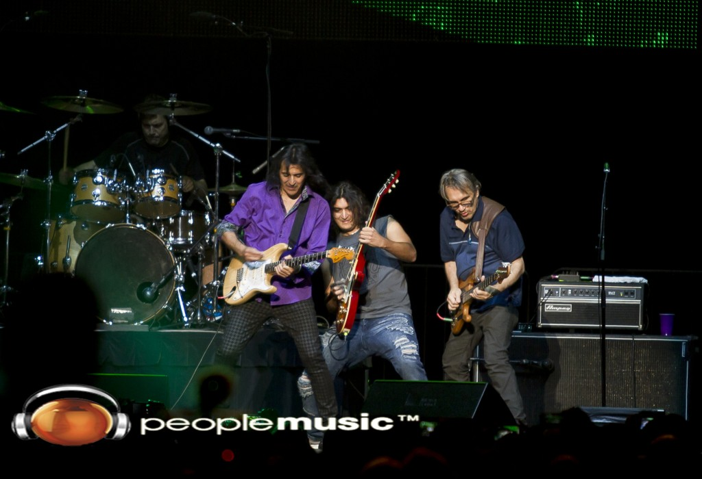 Llega con eficacia y rock Los Enanitos Verdes a Puerto Rico