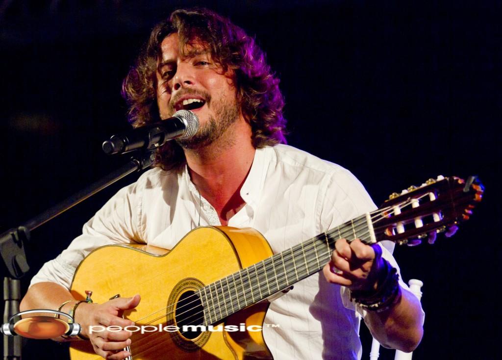 Manuel Carrasco en exclusiva para People Music