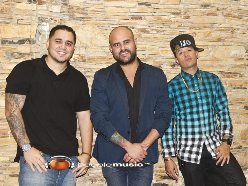 DJ Chino, Fito Blanko y Papayo Envian saludo a People Music