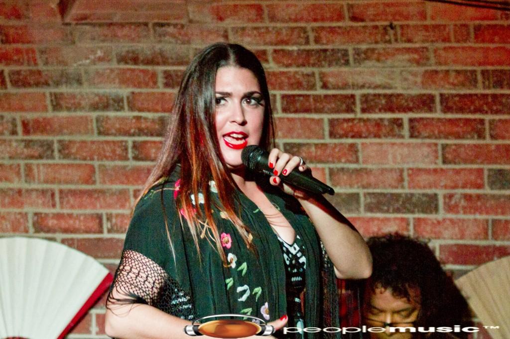Ana Del Rocio… Pasión y Flamenco el show