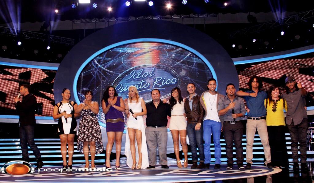 ¡Comenzó oficialmente la tercera temporada de Idol Puerto Rico!
