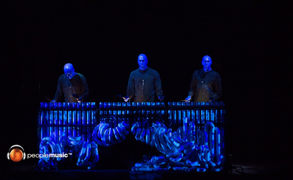 Blue Man Group en Puerto Rico