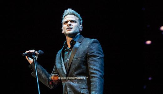 Pedro Capó en concierto: pura pasión y energía!