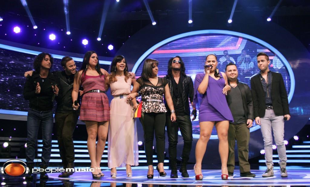 Los ídolos de los ídolos se hicieron sentir en la segunda gala de Idol Puerto Rico