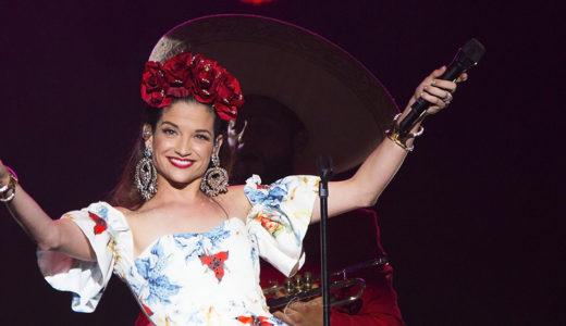 Con estilo ranchero el regreso de Natalia Jiménez