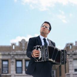 Regresa el bandoneonista JP Jofre