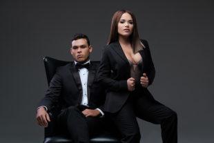 Jacky Fontánez presenta nueva colección de perfumes