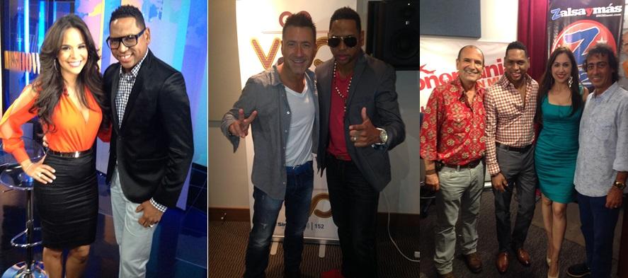 Kalimete concluye exitosa gira por Miami