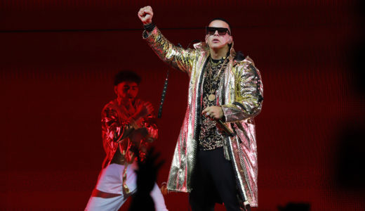 """The king is back""… Haciendo historia, ¡Daddy Yankee!"
