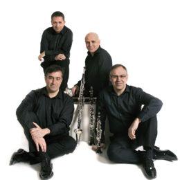 Música española protagoniza recital de virtuosos clarinetistas