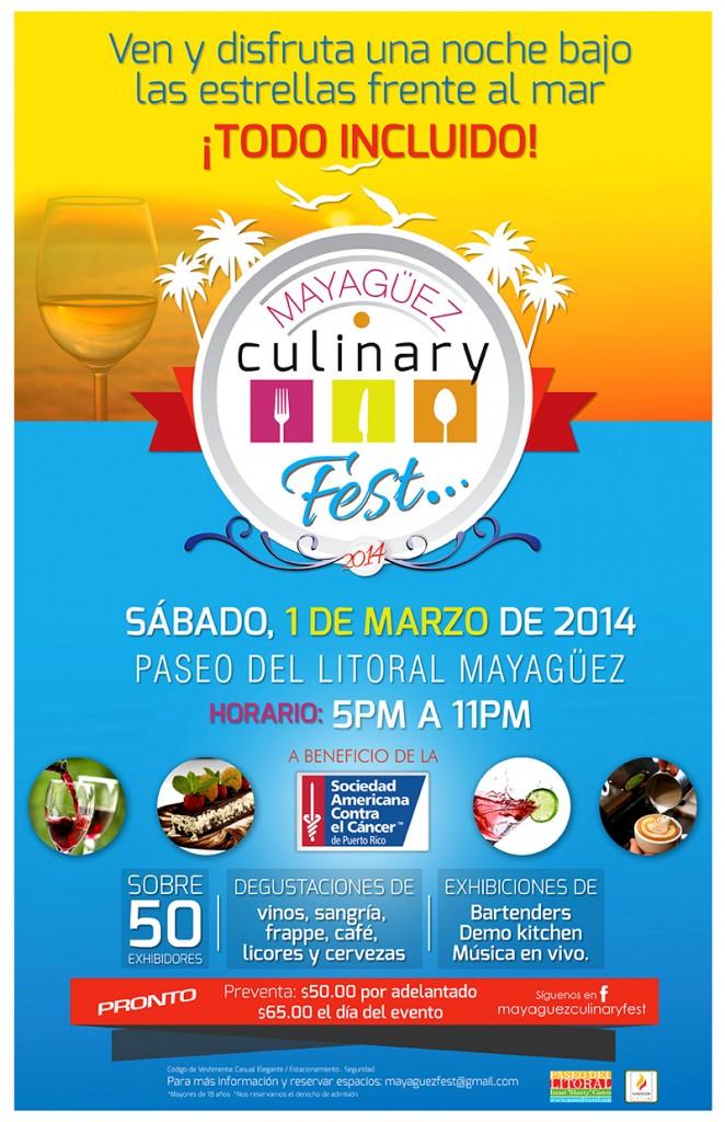 """MAYAGUEZ CULINARY FEST 2014"""