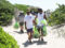 Se restauran las dunas en la Playa Middles en Isabela